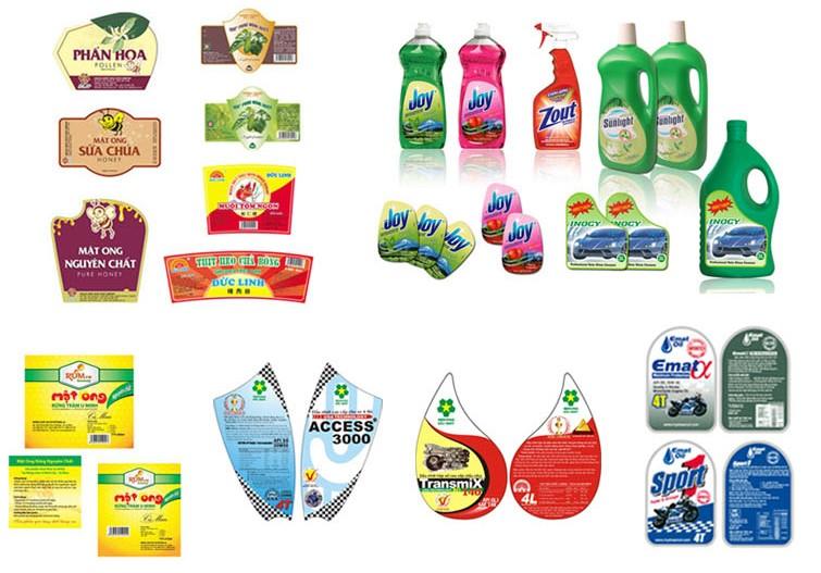 Màu sắc là yếu tố quan trọng cần lưu ý khi tự thiết kế sticker