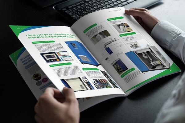 Lựa chọn chất liệu giấy in catalogue hợp lý giúp đáp ứng được nhu cầu sử dụng và tiết kiệm chi phí hiệu quả