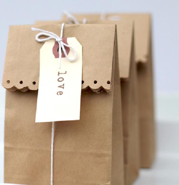 Hướng dẫn làm túi giấy handmade đơn giản chỉ với 5 bước