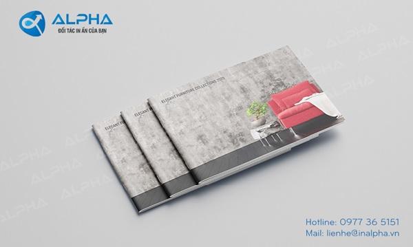 Tư vấn, báo giá in catalogue nhanh chóng, chính xác tại Công ty in Alpha Việt Nam