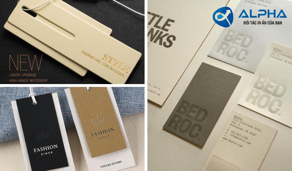 Tag thẻ treo - Nâng tầm đẳng cấp cho sản phẩm của bạn!