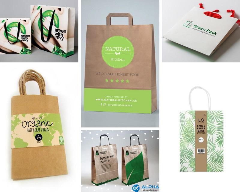 in túi giấy cao cấp, In túi giấy cao cấp: Cách biến túi giấy thành công cụ Marketing cho thương hiệu, In Alpha - Xưởng in uy tín, chất lượng, chuyên nghiệp tại Hà Nội