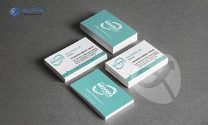 chất liệu in card visit, In Alpha - Xưởng in uy tín, chất lượng, chuyên nghiệp tại Hà Nội