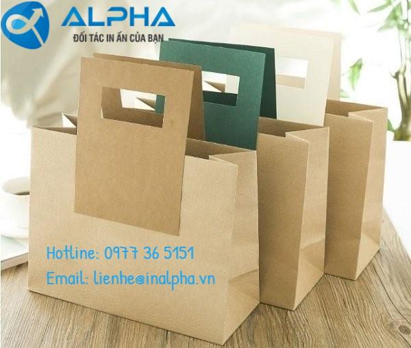 Túi giấy được sử dụng rộng rãi trên thị trường hiện nay