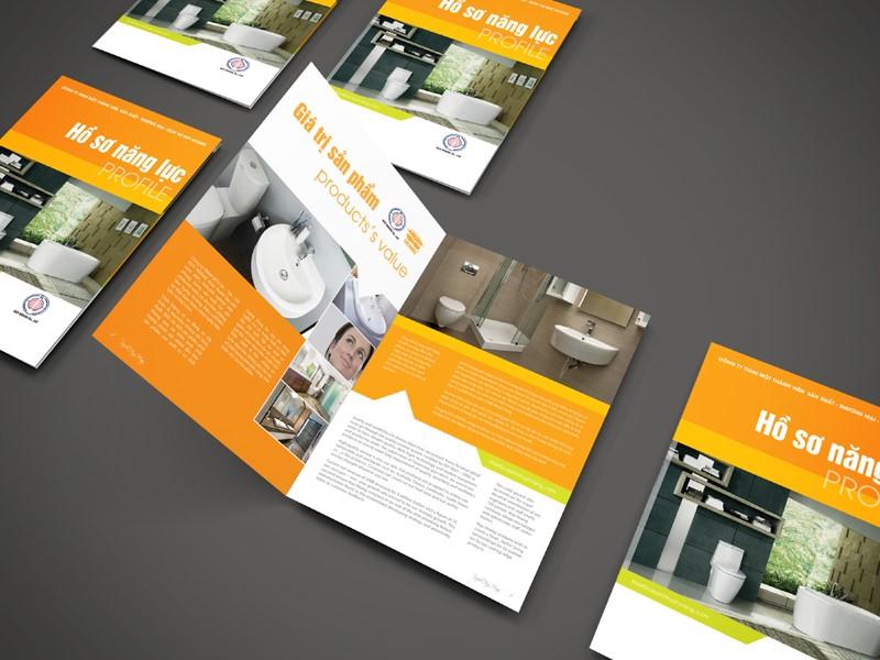 Tìm hiểu về thiết kế hồ sơ năng lực cho doanh nghiệp