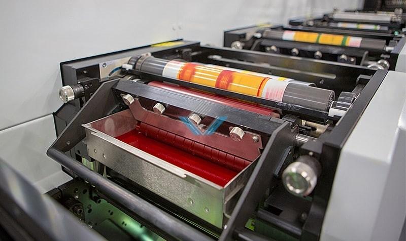 Công nghệ in ấn flexo được ứng dụng nhiều để phục vụ trong các ngành kinh doanh hiện đại