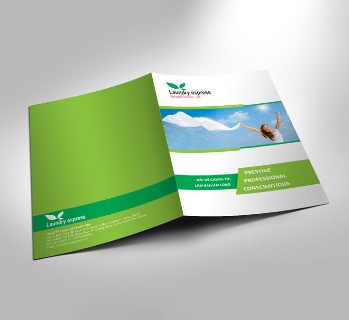 Sở hữu một mẫu thiết kế bìa kẹp hồ sơ đẹp, sẽ tăng giá trị, tính chuyên nghiệp cho thương hiệu công ty bạn.